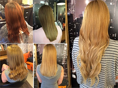 Color correction procedure Budapest