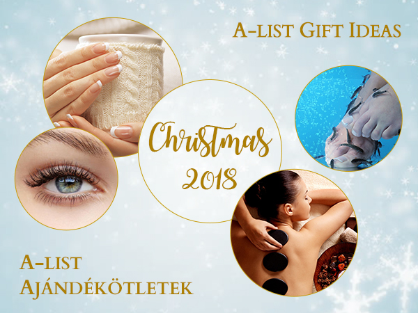 Karácsonyi ajándékötletek 2018