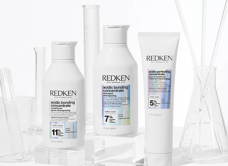 Redken Acidic Bonding Concentrate – A haj teljes átalakulásáért