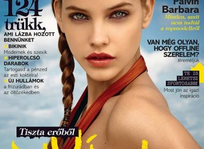 Új frizuratrend: BEACH WAVES - Glamour megjelenés 2015