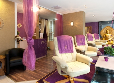 Let us introduce A-list Salon & Spa!