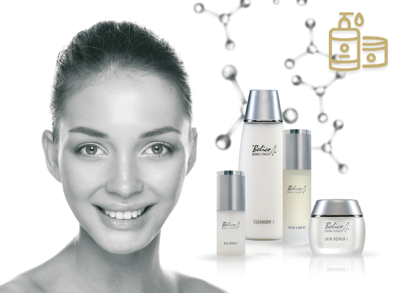 Belico skin rejuvenating exfoliating treatments