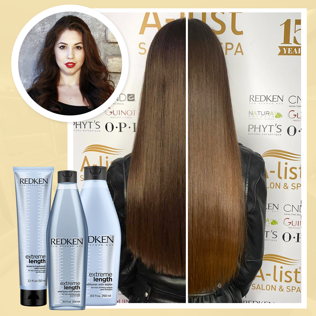 Redken Extreme Length with Exclusive discount
