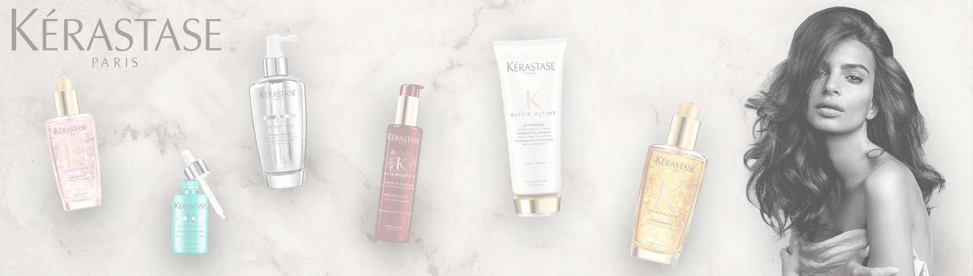 Kérastase premium products